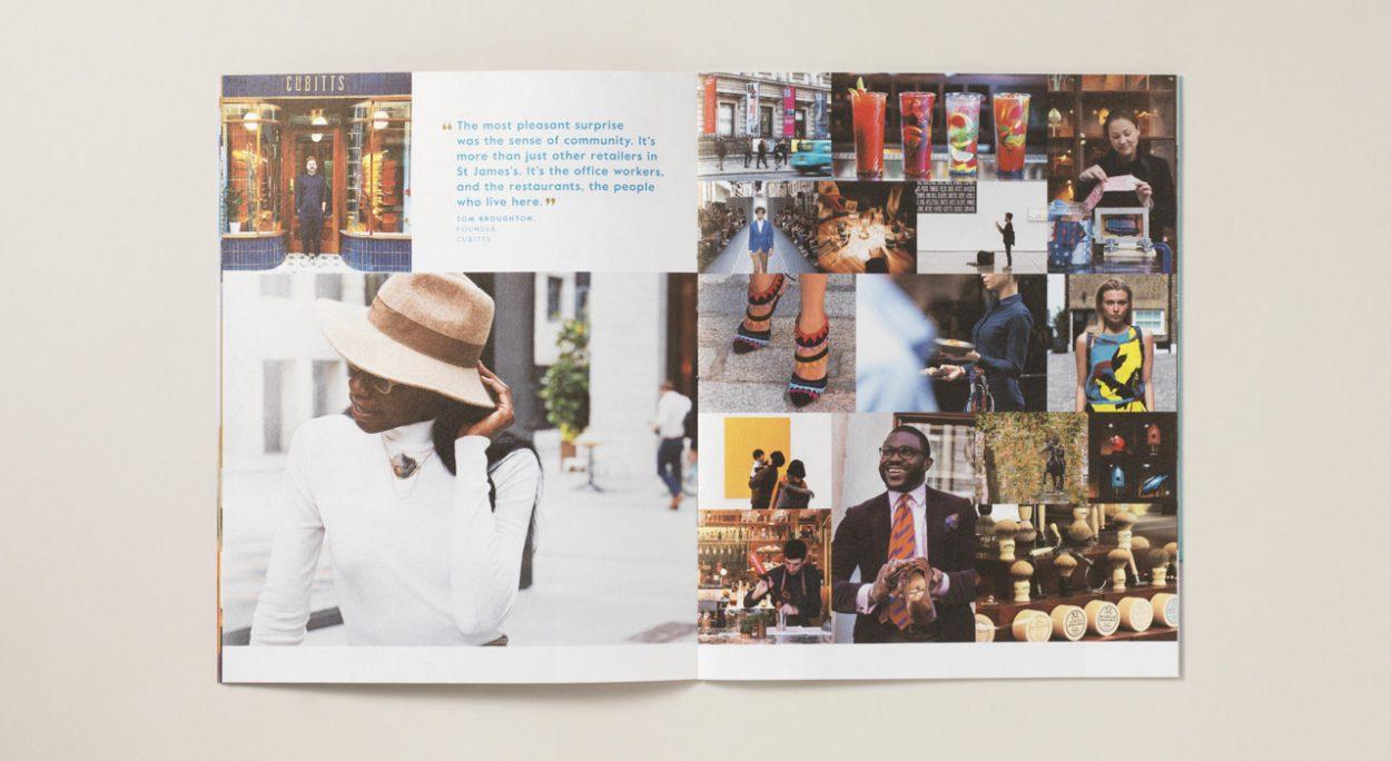 property marketing for princes arcade London - brochure 8