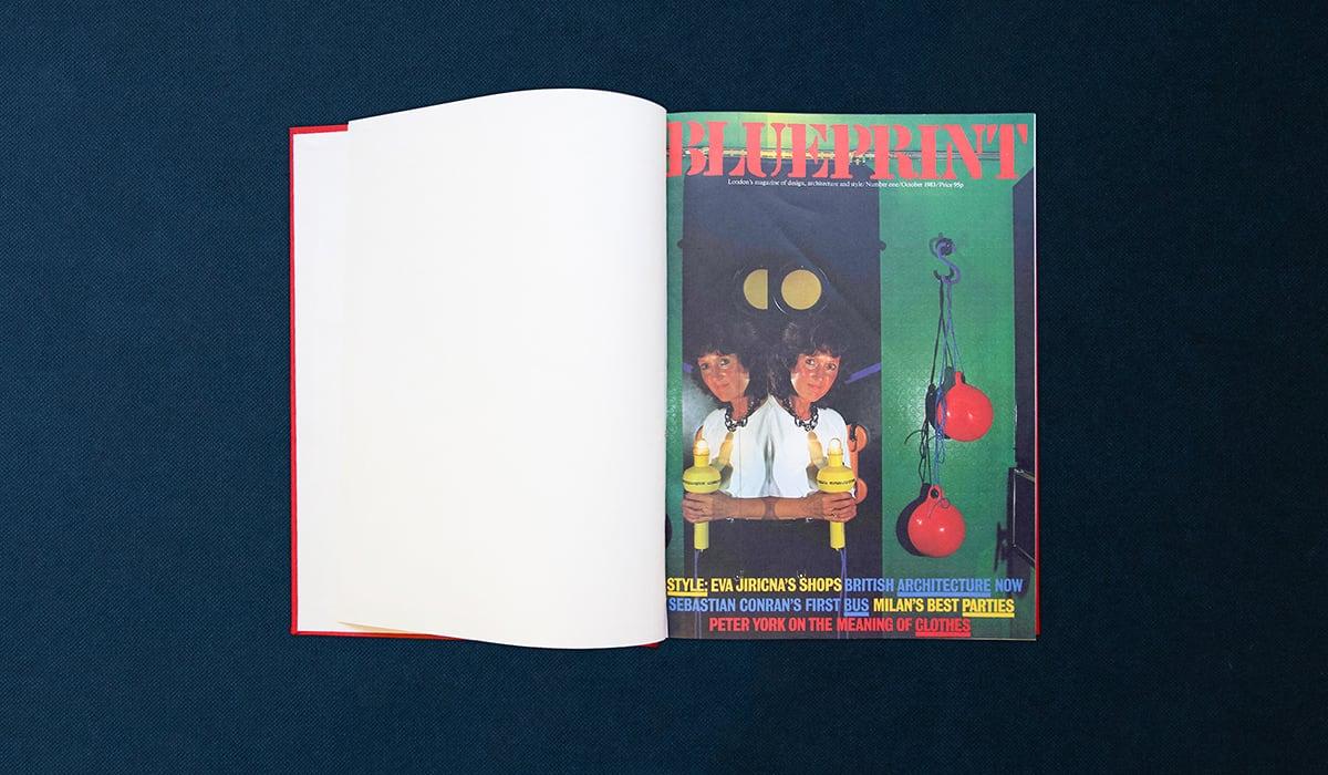 peter murray blueprint magazine - wordsearch