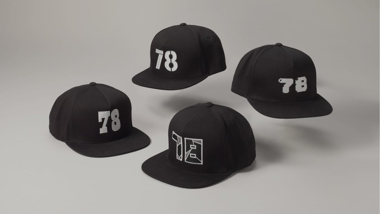real estate branding the 78 chicago - hats 2