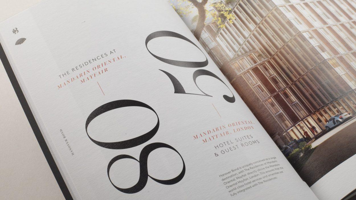 property marketing for mandarin oriental mayfair - brochure 2