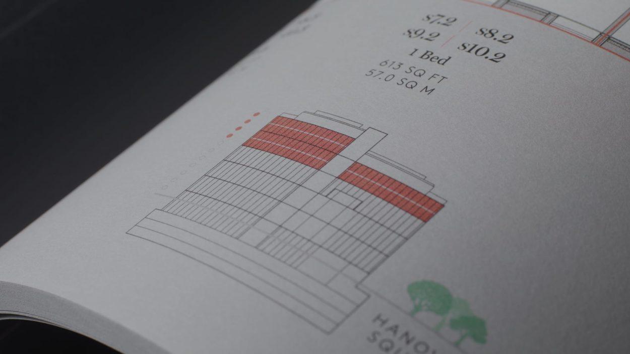 property marketing for mandarin oriental london - brochure 4 - wordsearch