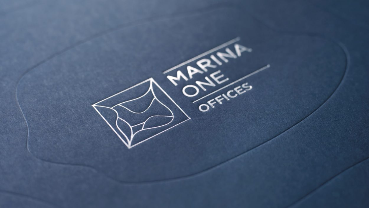 wordsearch - property branding for marina one singapore